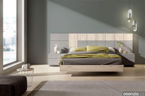 Muebles del dormitorio moderno combinados en dos colores ...
