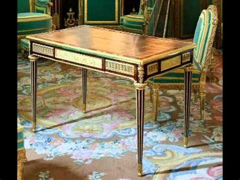 Muebles estilo Luis XVI 1ª parte amueblamientos completos ...