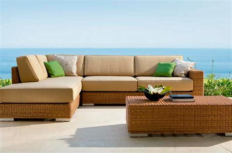 Muebles exterior Point. Catálogo muebles terraza