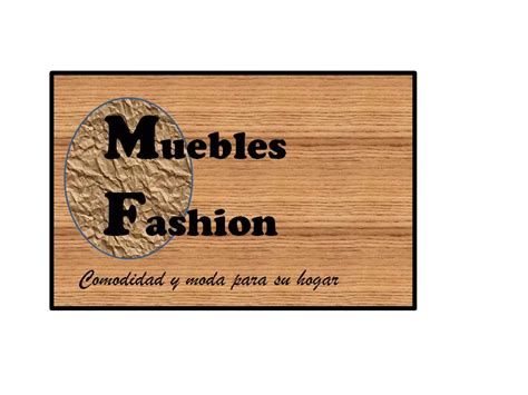 Muebles Fashion: Logo y Slogan