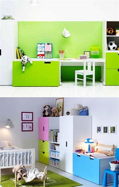 Muebles infantiles Stuva de Ikea   DecoPeques