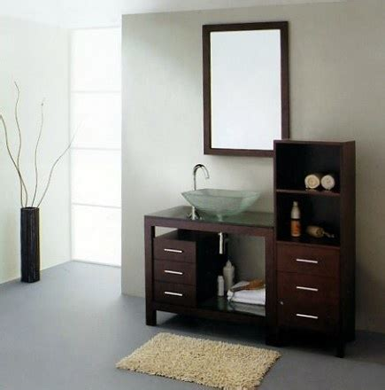 Muebles Modernos para el Baño con Espejos   Diseños de Baños