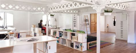Muebles modulares para oficinas en Barcelona