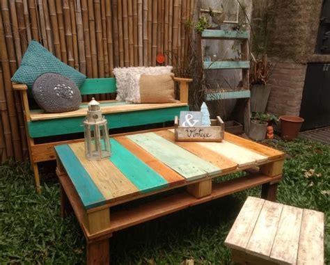Muebles Palets   $ 7,490.00 en Mercado Libre