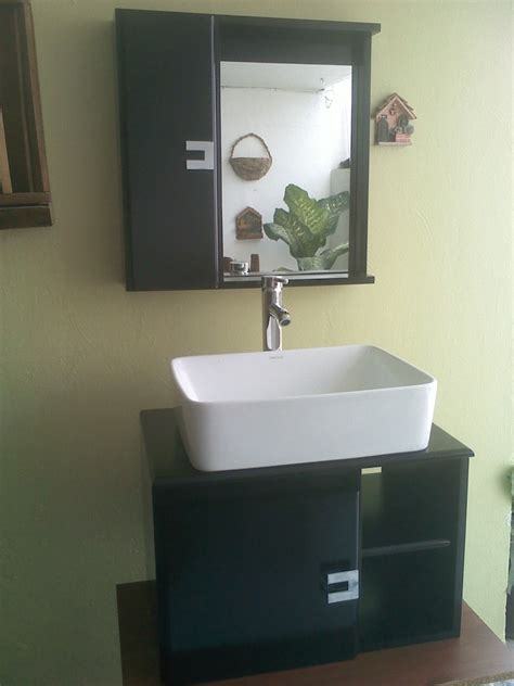 Muebles Para Baños Modernos   Bs. 198.000,00 en Mercado Libre