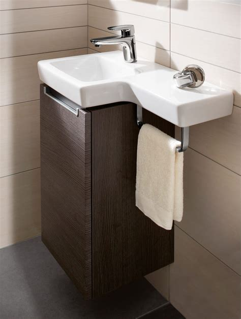 Muebles para baños pequeños | Banium.com