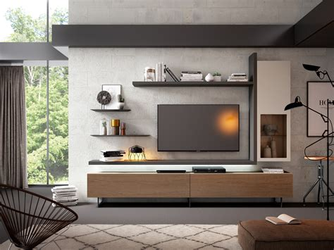 Muebles para el salón: elegancia minimalista y vanguardista