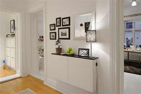 muebles para entradas pequeñas | Decoración de casas ...