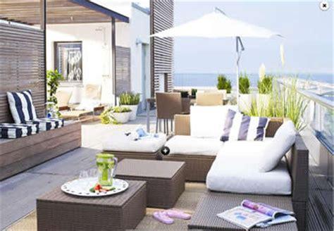 Muebles para exterior de Ikea   Decoración de interiores ...