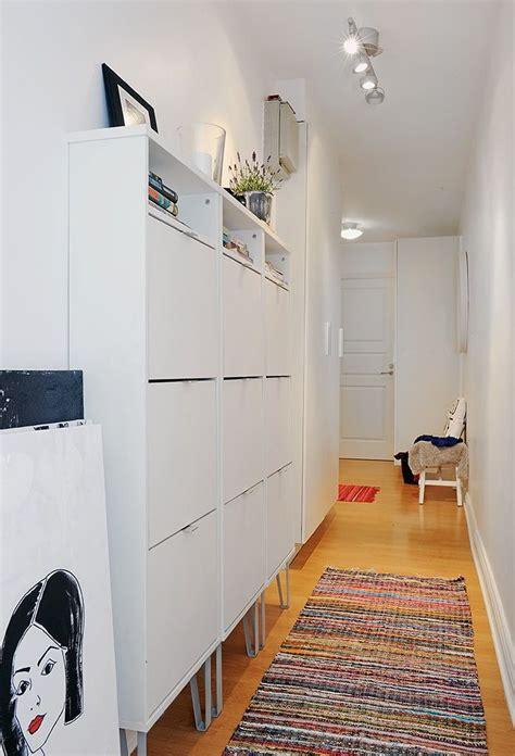muebles para pasillos estrechos | Pasillos en 2019 ...