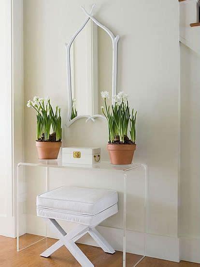 Muebles para recibidores pequeños   La mansión de las ideas