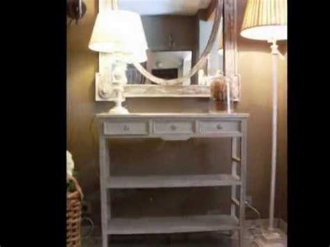 Muebles recibidor    Consolas y cómodas online   YouTube