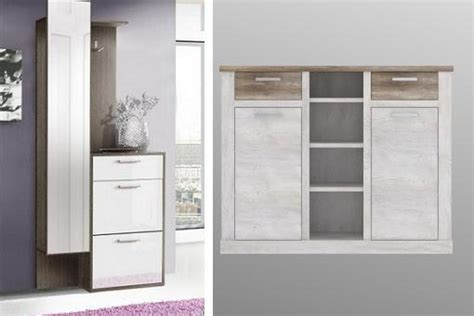 Muebles recibidores Conforama: una solución práctica para ...