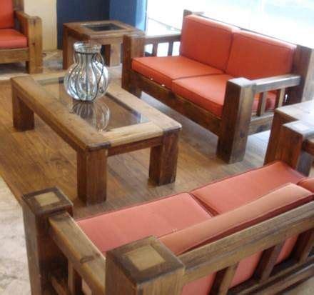 muebles rusticos de madera   Buscar con Google   Diseño de ...