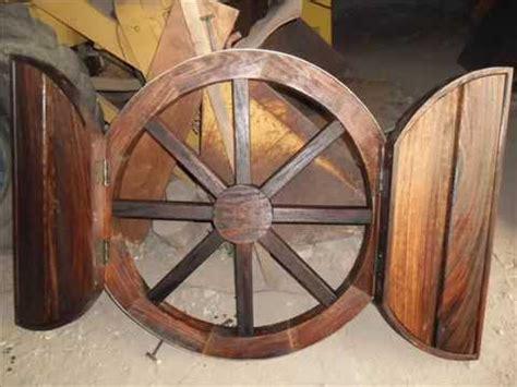 muebles rústicos de madera   YouTube