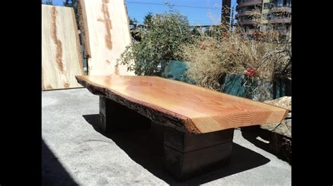 muebles rusticos madera nativa   YouTube