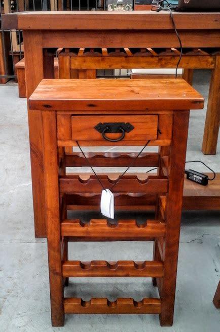 Muebles Rústicos, muebles de madera nativa, noble y ...
