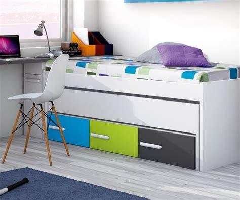 Muebles Tuco compactos camas + cajones para dormitorios ...