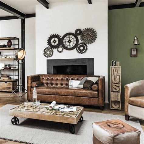 Muebles y Decoración de estilo industrial, loft y fábrica ...