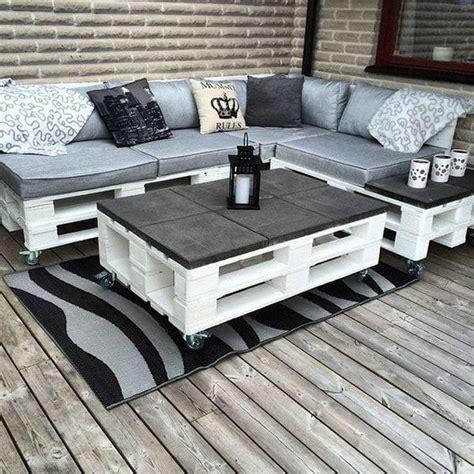 Muebles y objetos hechos con palets de madera   Decoración ...
