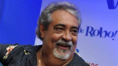 Muere a los 68 años el cantante dominicano Anthony Ríos