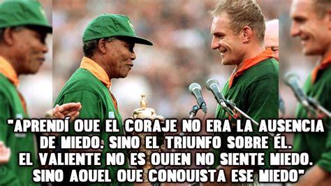 Muere Nelson Mandela / Frases celebres de Nelson Mandela ...
