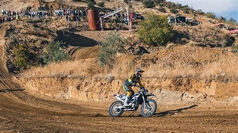Muere un motorista de Sevilla cuando practicaba motocross ...