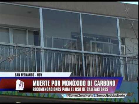 MUERTE POR MONÓXIDO DE CARBONO   YouTube