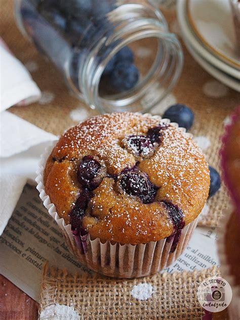 Muffins TARTA de QUESO  saludables  | El Secreto Endulzado