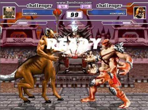 Mugen Boss: Motaro vs Kintaro   YouTube