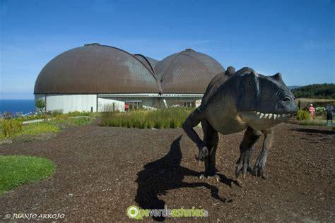 MUJA   Museo del Jurásico en Colunga, Asturias