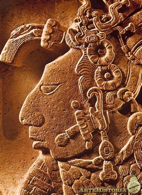 Mujer de perfil. Cultura Maya  Yaxchilán, México ...