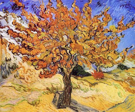 mulberry.jpg  3797×3179  | Van gogh arte, Pinturas de van ...