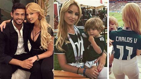 Mulher gata de Carlos Vela, camisa 11 do México, é ...