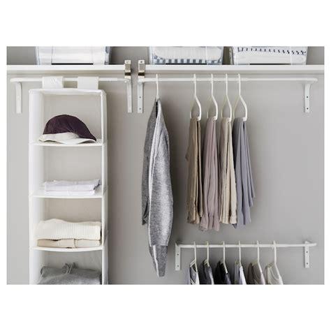 MULIG Barra para ropa, blanco   IKEA