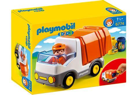 Müllauto   6774   PLAYMOBIL Deutschland