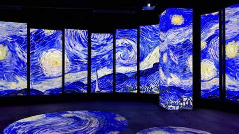 Multi Sensory Exhibition: Van Gogh Alive – The Experience