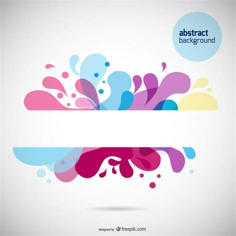 Multicolored background vector Vector | Free Download