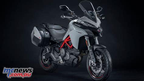 Multistrada 950 S takes Ducati s mid level Multi upmarket ...