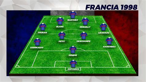 Mundial 2018: ¿Qué selección francesa es mejor? | Marca.com