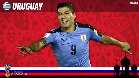 Mundial 2018 Rusia: Uruguay: Un equipo y dos cracks ...