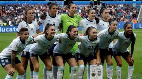 Mundial 2019: la Selección Argentina femenina juega hoy el ...