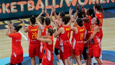 Mundial de Baloncesto femenino: Así vivimos el España vs ...
