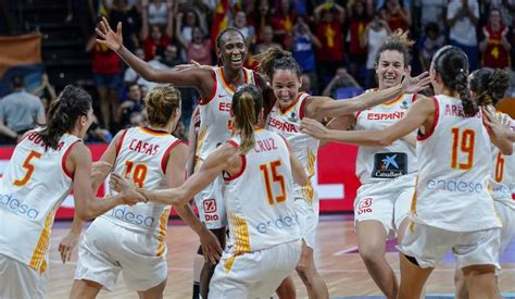 Mundial de Baloncesto Femenino: Medalla de bronce ...