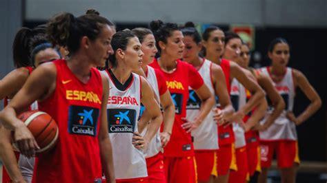 Mundial de Baloncesto femenino: Tamara Abalde y María ...