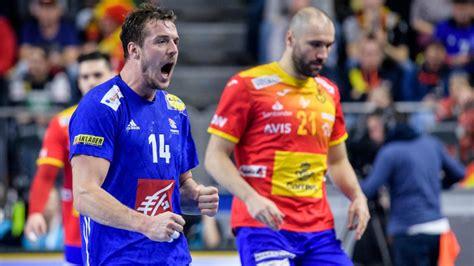 Mundial de balonmano 2019: España cae ante Francia  33 30 ...