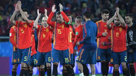Mundial de fútbol 2018: España, eliminada del Mundial ...