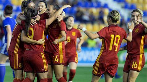Mundial  f  2019   España   España, clasificada para su ...