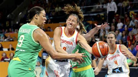Mundial Femenino de baloncesto 2018: Laia Palau:  Es como ...
