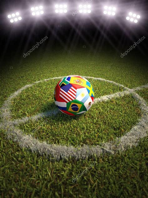 Mundial Futbol — Foto de stock  digitalstorm #28078027